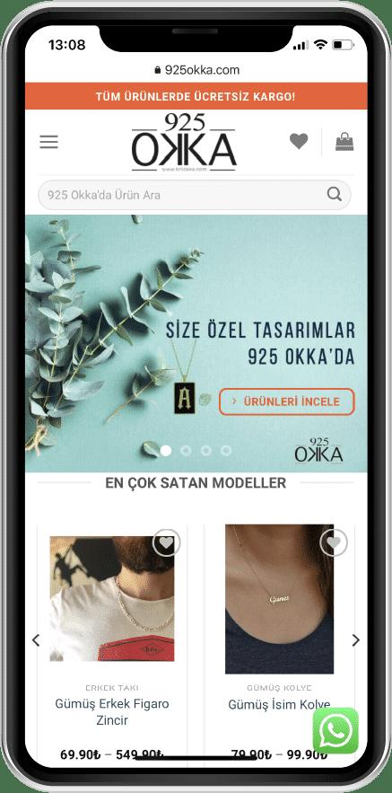 925 Okka - Mobil